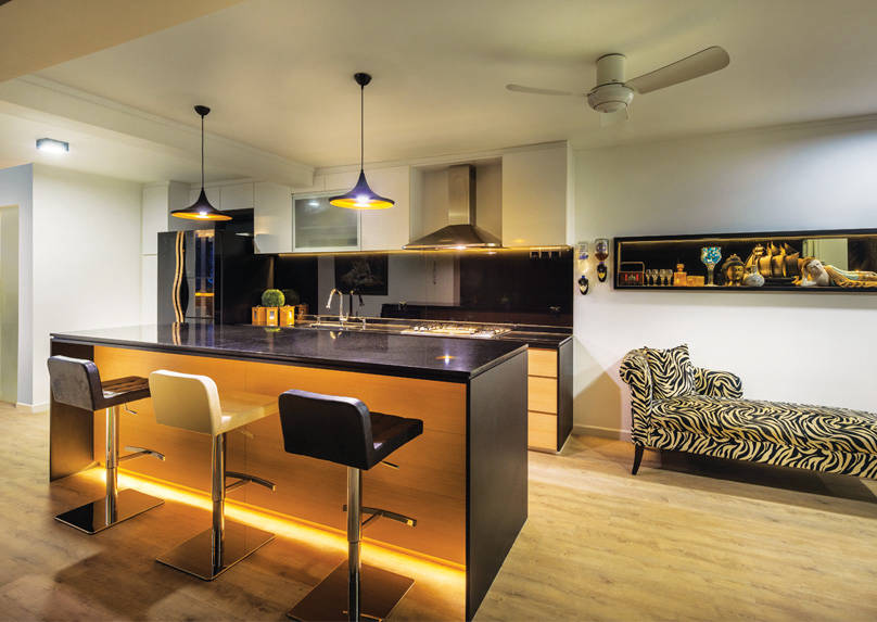 kitchen design for hdb flat 6 space defying kitchens you wouldn t believe are from hdb 7923