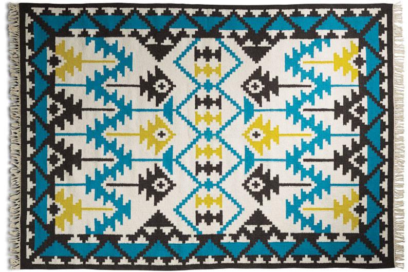BoConcept_Peru-rug_turquoise-blue-W170xL240cm