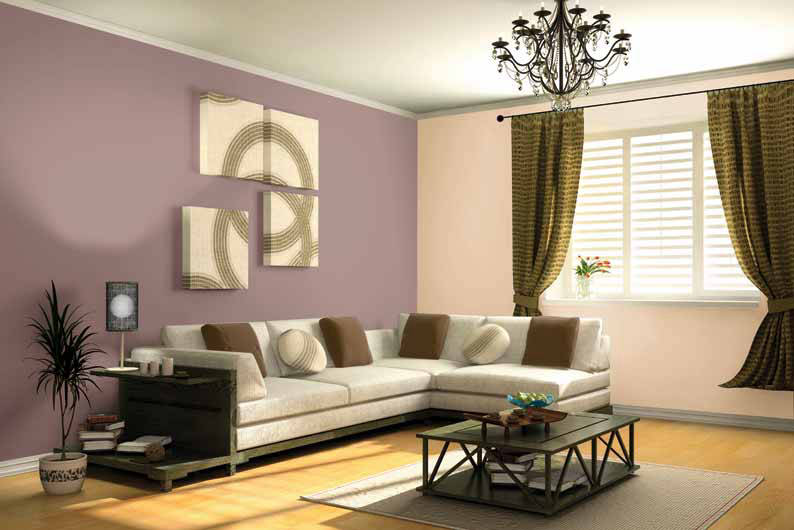 Tips tricks to bring pastel colours into your home lookboxliving for Nippon paint colour for living room