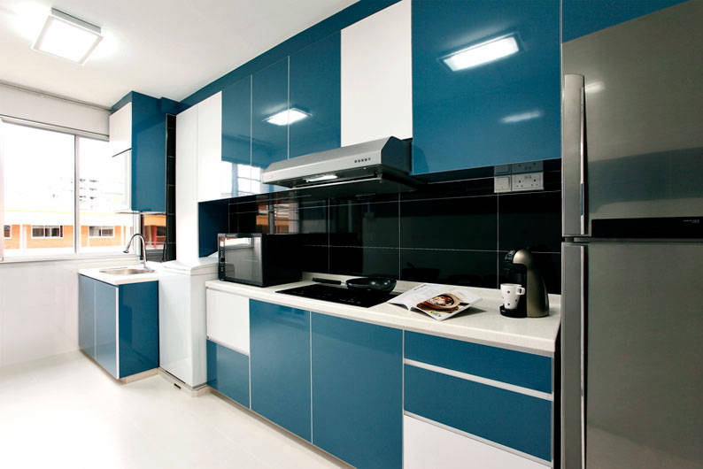 Colour Blocking By Add Space Lookboxliving