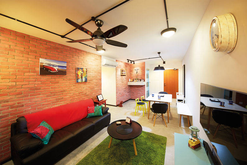 6 Ways To Use Brick Walls In Your Home