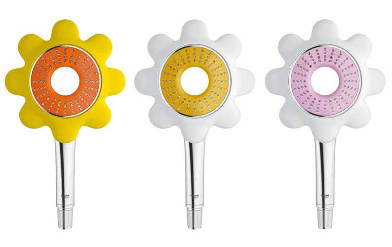 GROHE_Rainshower_Flower_Collection