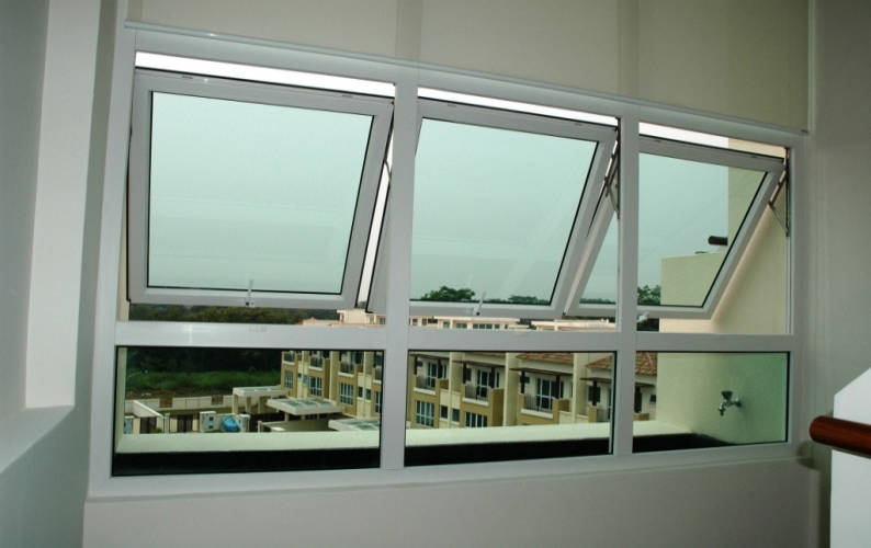 Top Quality Sliding Windows : Top hung window th from fascina lookboxliving