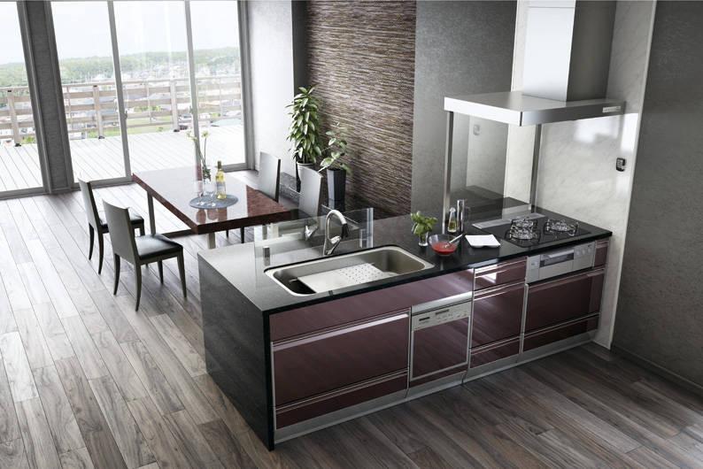 Takara Standard Kitchen System From Pavillion Creation