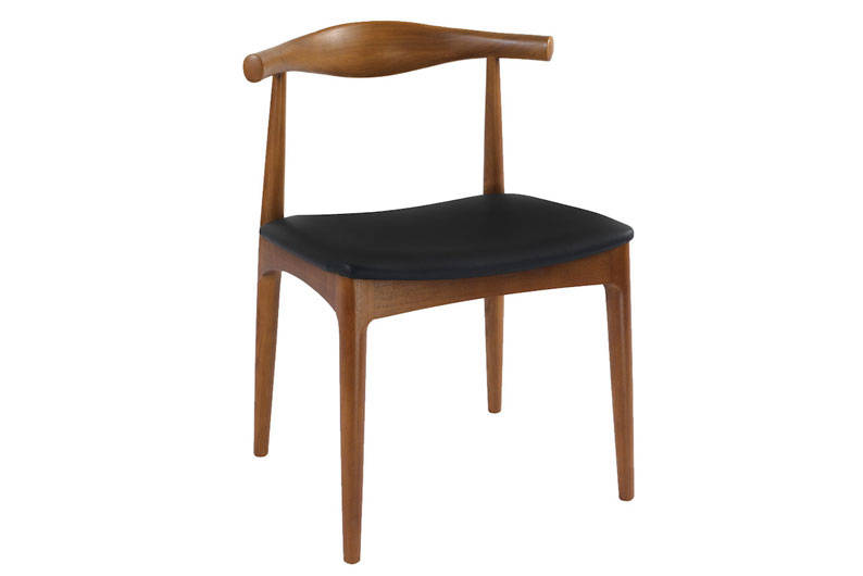 DR Hans Wegner Elbow Chair Replica Ash02