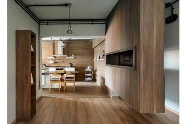 Statement Kitchen by Third Avenue Studio