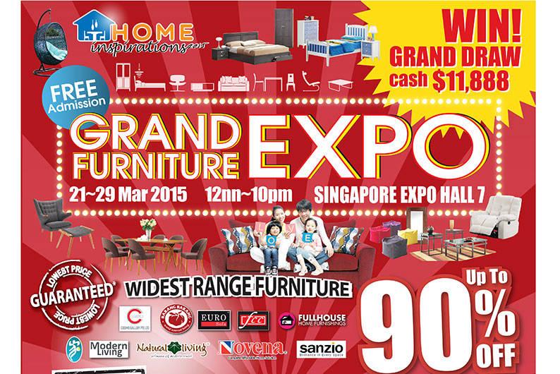Home Inspirations 2015 Grand Furniture Expo Lookboxliving