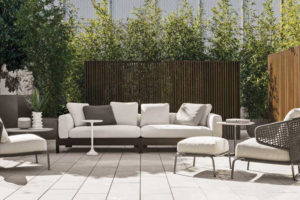 Lifescape Outdoor Collection from Minotti