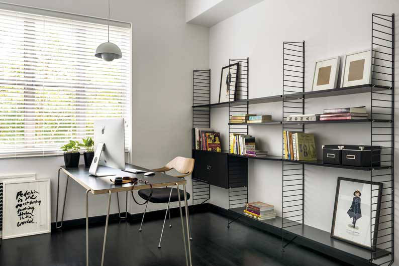 9 Vertical Wall Storage Ideas For Your Home