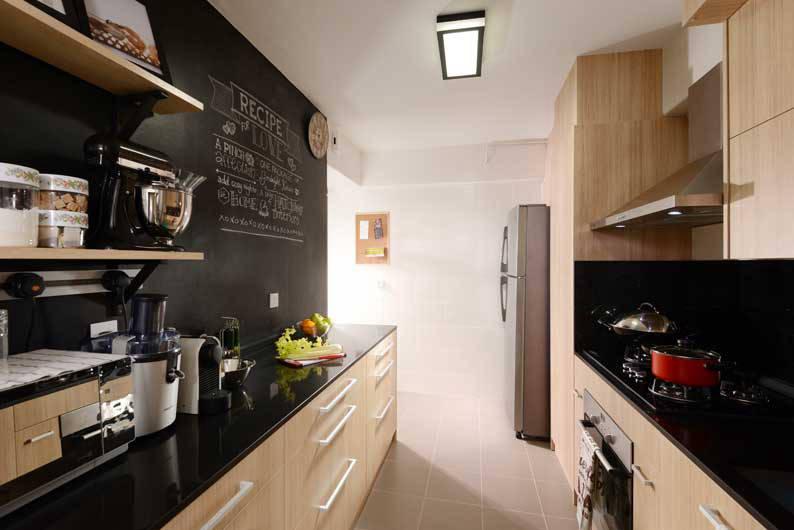 7 No Reno Ways To Visually Upsize Your Kitchen Lookboxliving
