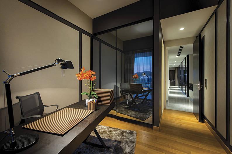 Black Led Lights Bedroom