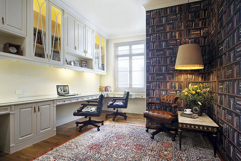 Home Office_Forest Woodworking