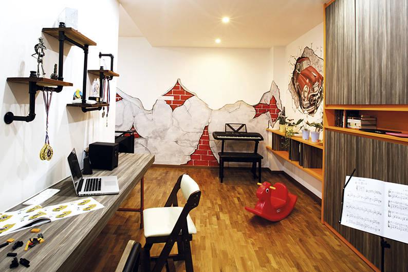 Home Office_Northwest_Interior