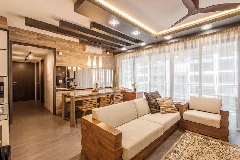 The modern resort by atelier concept lookboxliving - Condominium interior design concept ...