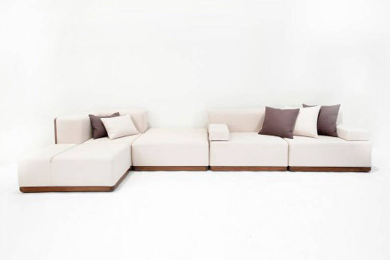 Modular Fabric Sofa Singapore