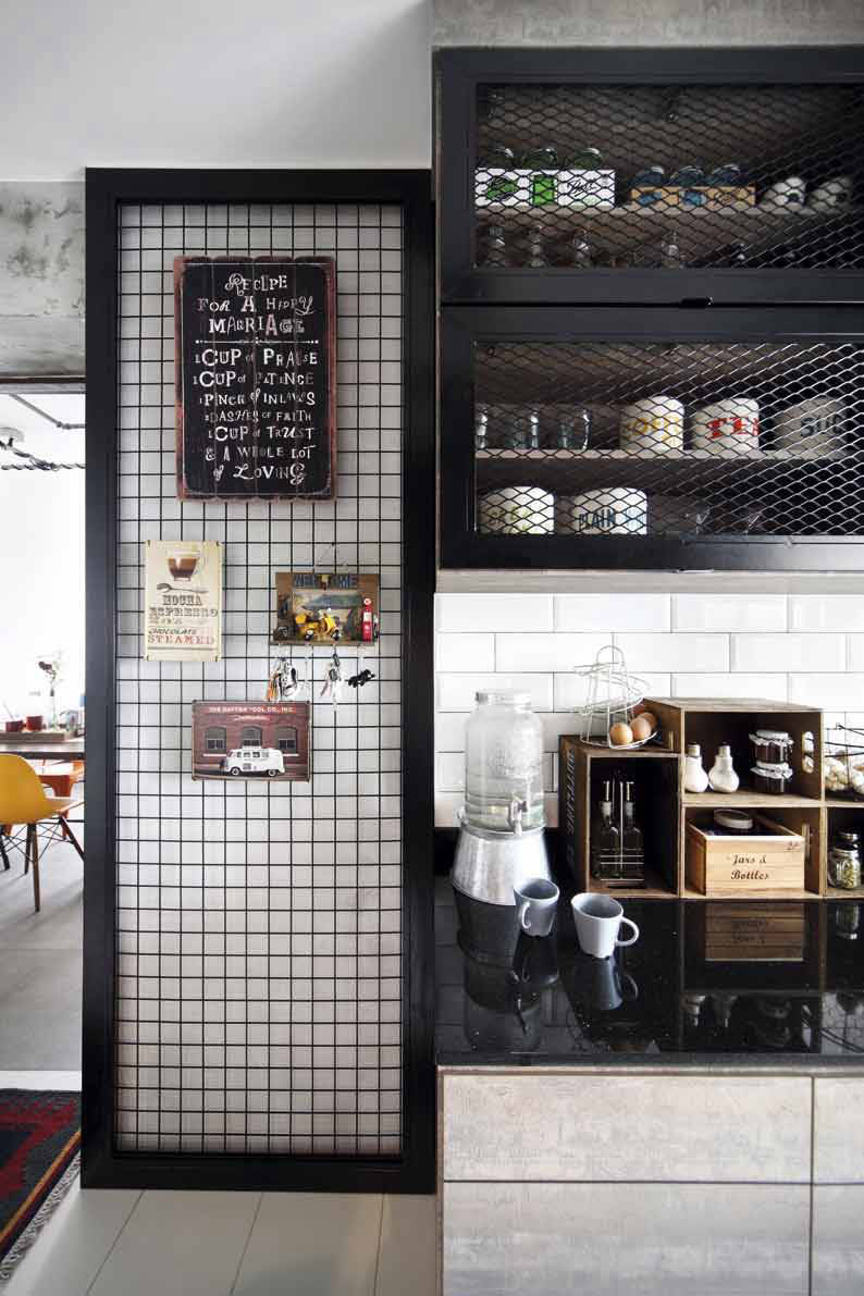 An hdb flat with an industrial kampong vibe lookboxliving for Country living modern rustic issue 4
