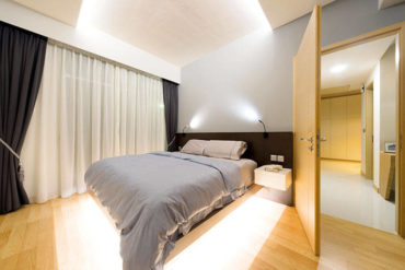 Free-flowing and functional condo by D' Initial Concept