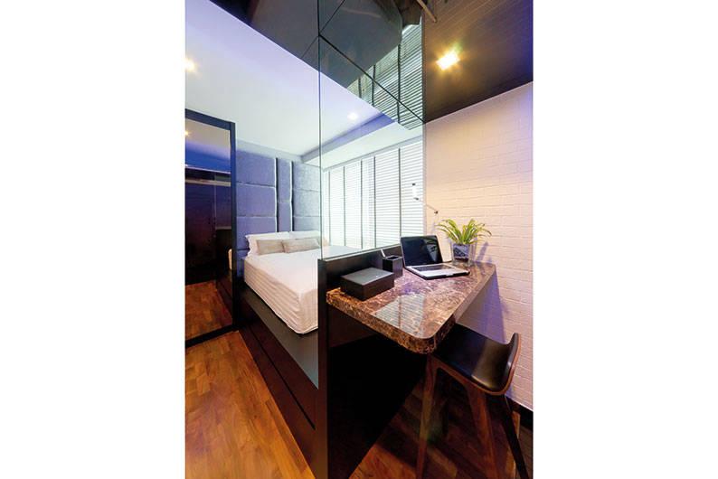 Solo Studio Apartment By D Initial Concept Lookbox Living