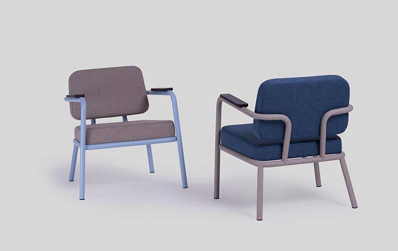 Bookrest Arm chair
