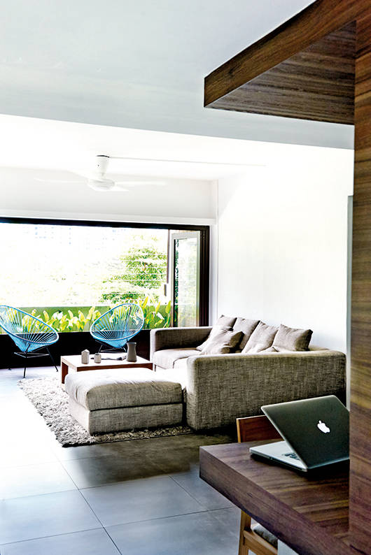 Modern Hdb Decor: Bask In The Tropical Vibe Of This Balinese-inspired 5-room
