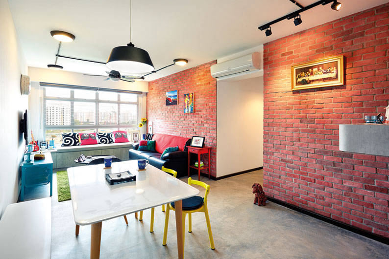 How To Incorporate A Brick Wall In Your Home Lookboxliving