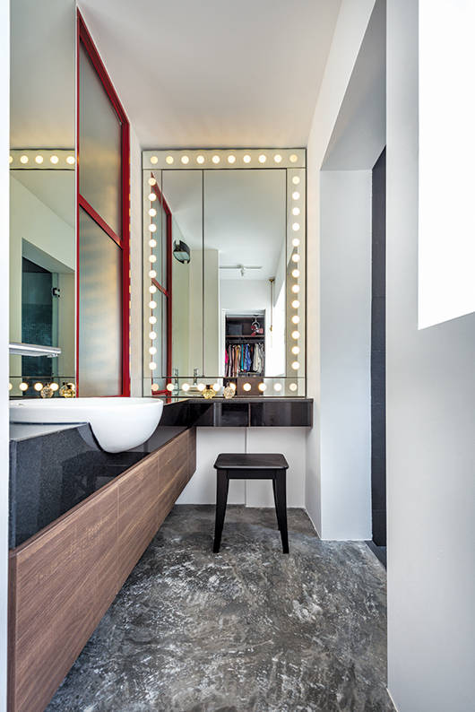 1 Room Bto Hdb: This 4-room HDB Flat Is Transformed Into An Open Concept