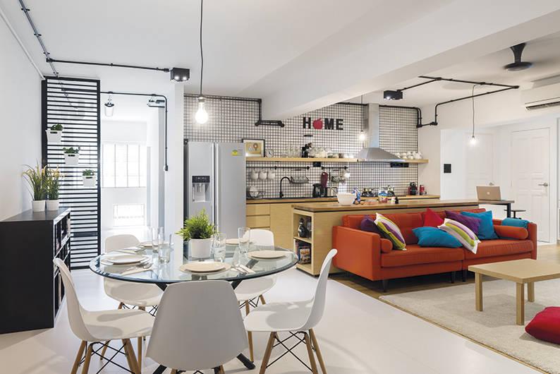 Kitchen Island - Artistroom (LB38)