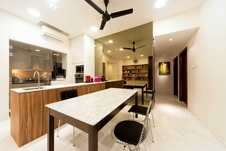 Kitchen Island Singapore 14 kitchen island designs that fit singapore homes ‹ lookbox living