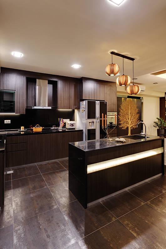 Kitchen Island - Earth Living (LBA14)