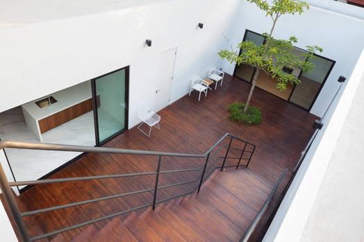 Mandai Courtyard House Atelier