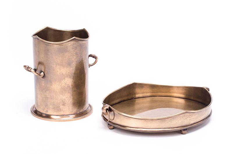 Ogive-Brass-Set