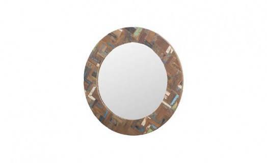 d-Bhodi - Ferum Round Mirror
