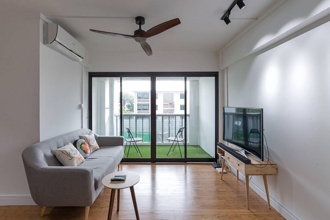 Is Your Minimalist Interior Design Too Boring This 5 Room Resale Flat Keeps It Simple Yet Stunning Lookboxliving