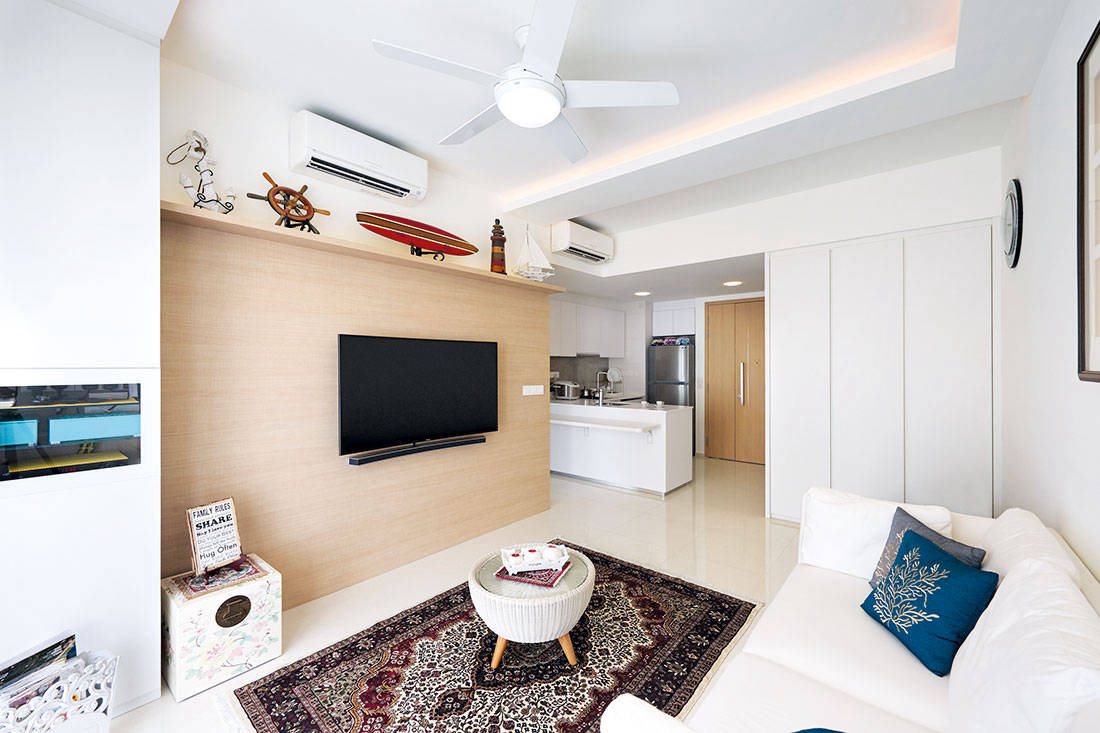 The Secret To Squeezing A Family Of Six Into 2 Bedroom 900 Sqft Apartment