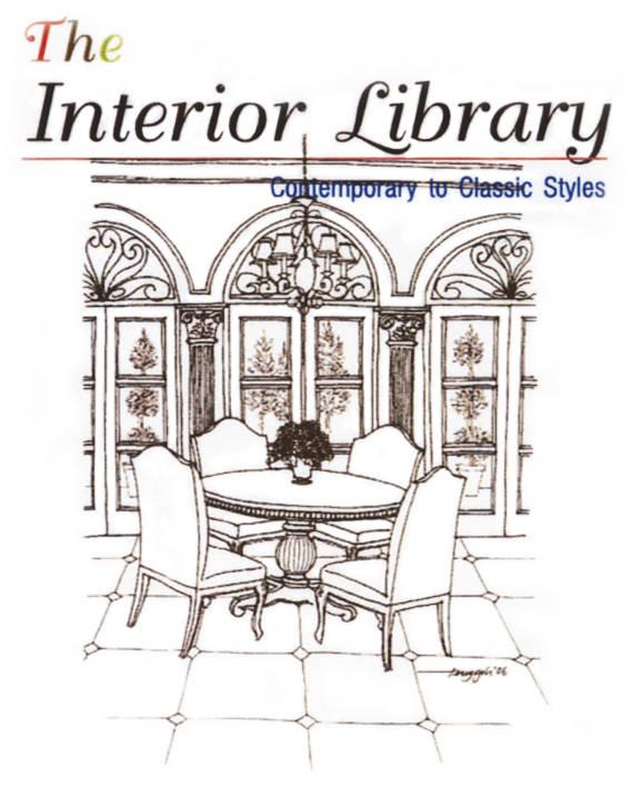The Interior Library logo