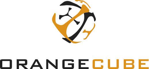 The Orange Cube logo