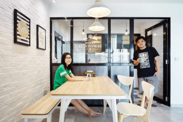 How to live like a minimalist in a Singaporean home (with a Scandinavian twist)