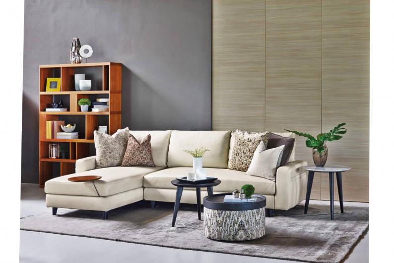 King Living Delta Metro A Modular Sofa With Multiple