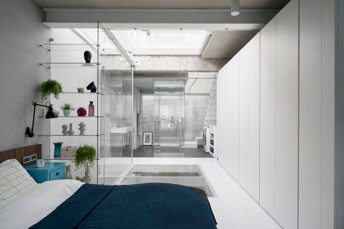 See how this narrow town house maximises space | Lookboxliving