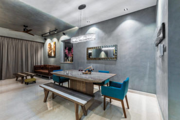 Grey is great, and this home shows why