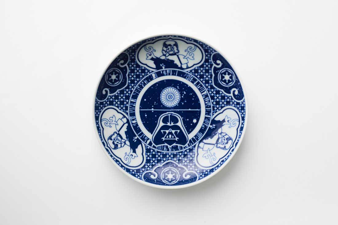 Star Wars porcelain