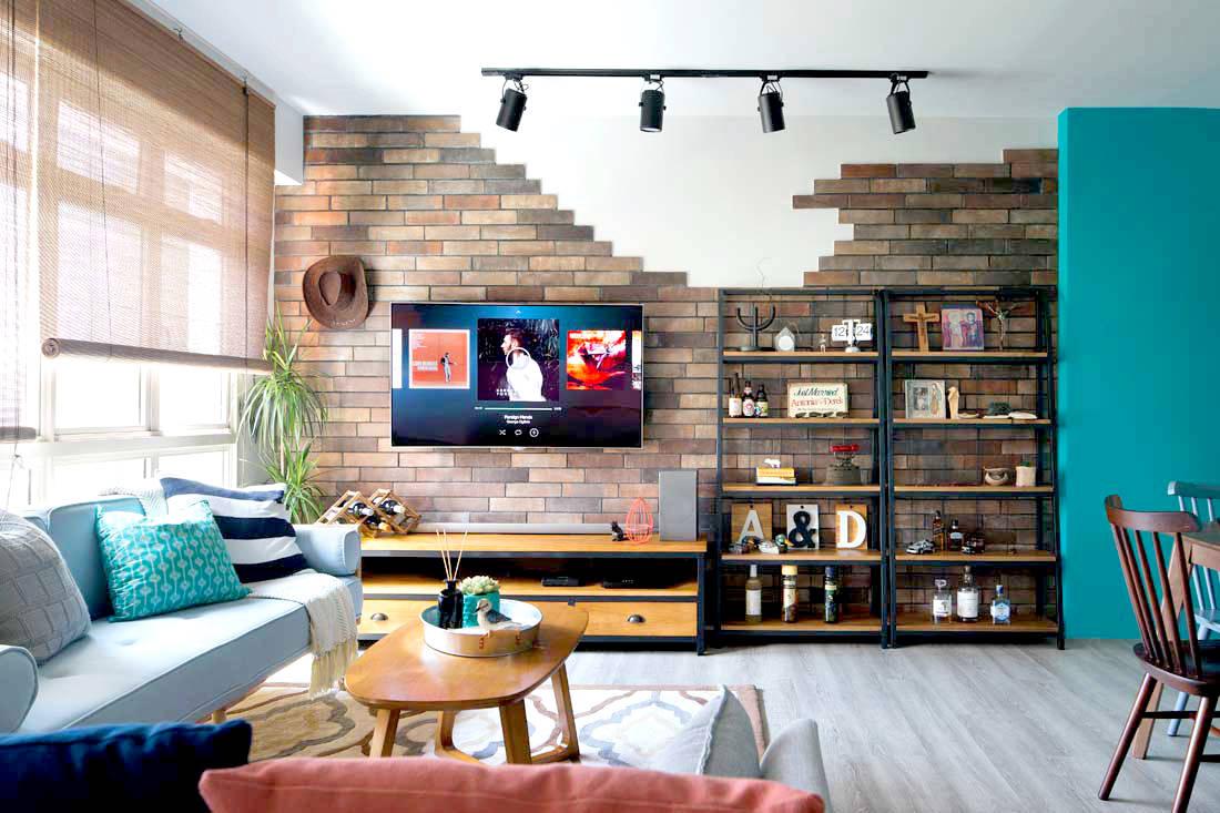 Chic Bohemian Interieur : Bohemian chic meets practical living lookboxliving
