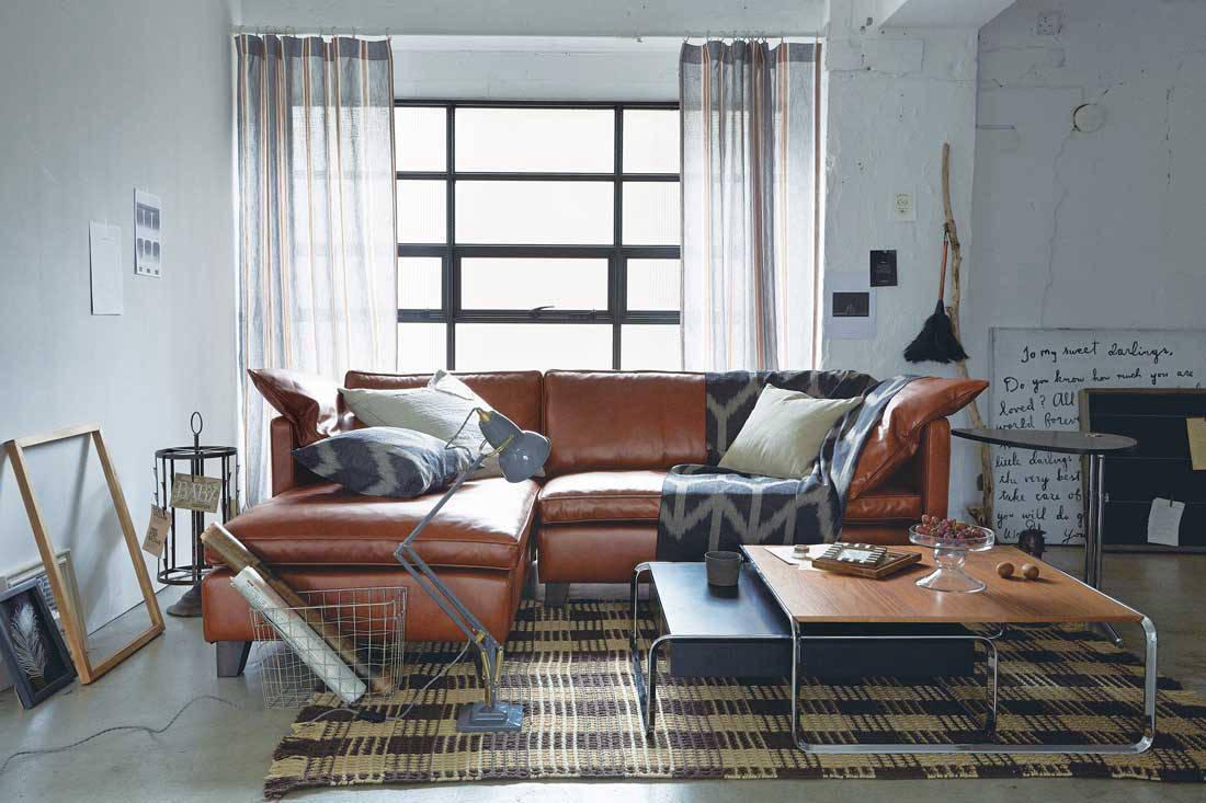 Lette-Sofa