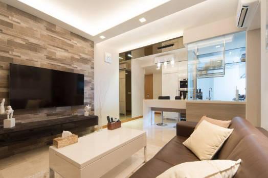 IDID condominium contemporary home design