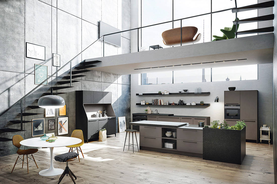 Atelier modular kitchens - W Atelier Siematic Kitchen