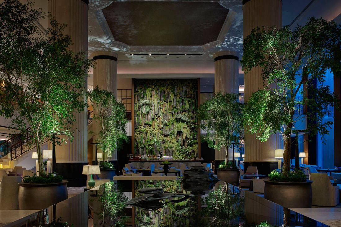 Shangri-La hotel singapore revamp