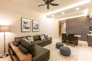 3-bedroom condo