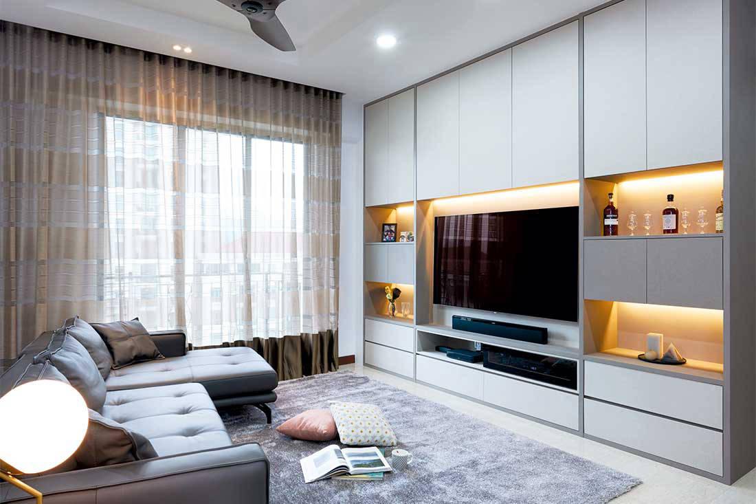 Condo apartment