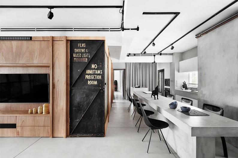 Crate Apartment