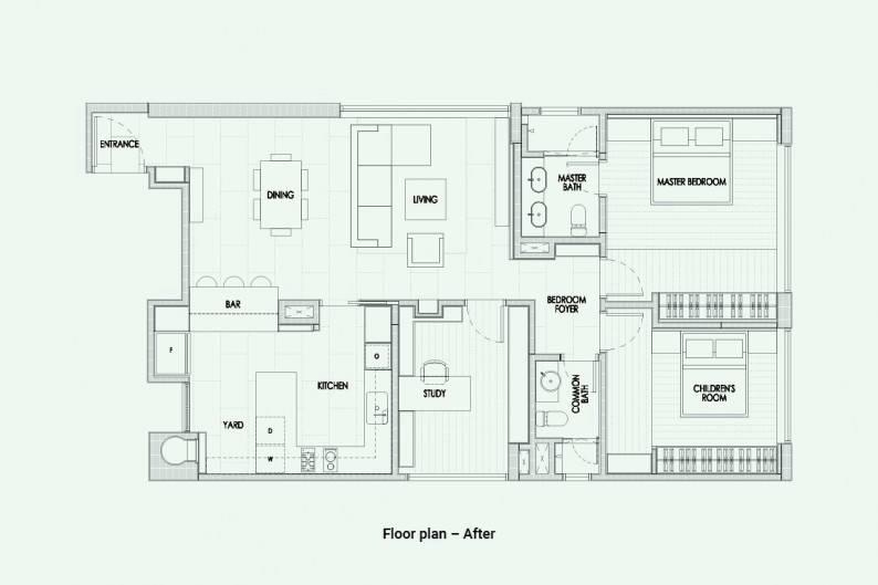 Akihaus_River Place_Plan_After